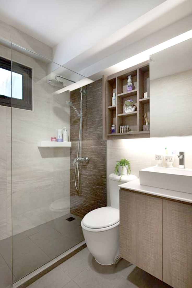 Bathroom Design For Small House